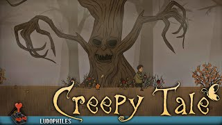 Creepy Tale Full Playthrough / Longplay / Walkthrough (no commentary) #Halloween