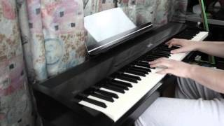 Angela by The Lumineers (Piano Cover)