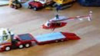 My Graupner Jet-Ranger micro