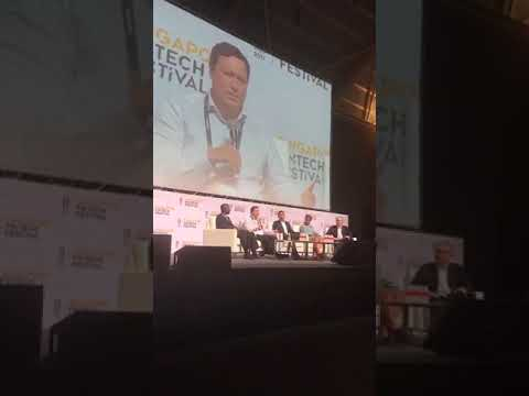 Future of Fintech In Africa Panel Singapore Fintech Festival 2017