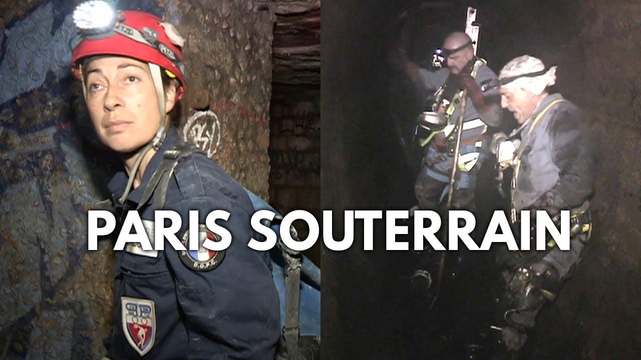 PLONGÉE DANS LE SOUTERRAIN INTERDIT DE PARIS