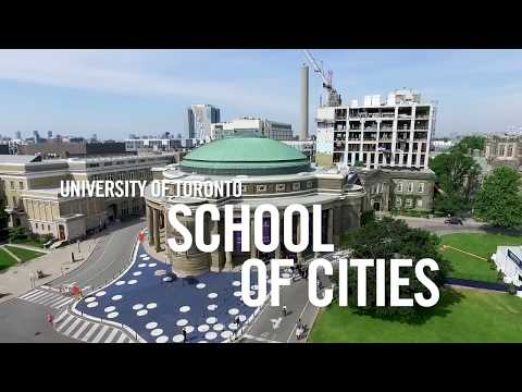 Introducing the University of Toronto School of Cities