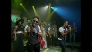 Nesty & Howie Los Presencia Light. Programa de TV Cuerda Viva Fin de año 2012