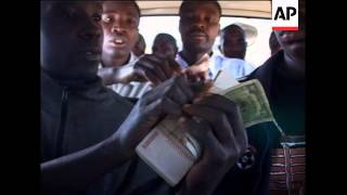 Look at life without Zimbabwe currency, use of US dollar