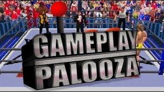 Gameplay Palooza - PlayStation - Power Move Pro Wrestling Gameplay