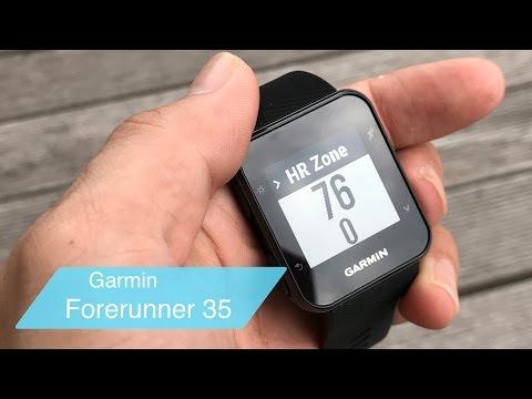 Tinhte.vn | Trên tay Garmin Forerunner 35: đơn giản, mua về là chạy