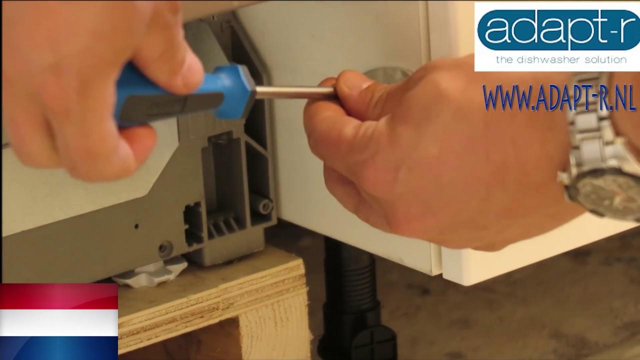 A Merk Vaatwasser In Een Ikea Keuken Installeren