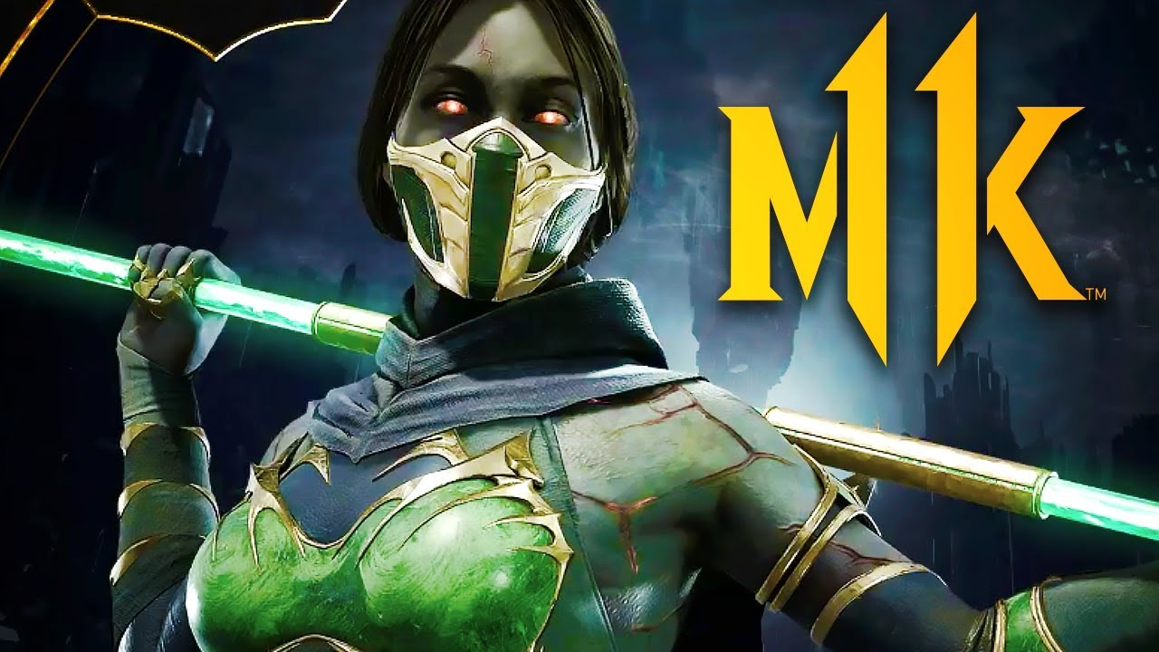 Mortal Kombat 11 Official Jade Character Reveal Trailer