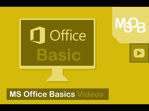 MS Excel Tutorial for beginners Day 01 free ms excel download ms excel certification templates