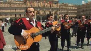 Salamanca, Spain: Bull Boards to Tuna Bands