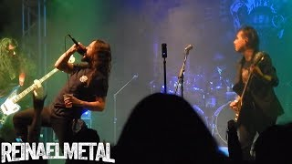 Nuclear Chaos - Everything With Me (con Mao Kanto de S7N) (en vivo) - Circo Volador
