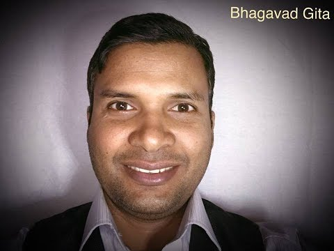 Bhagavad Gita 6/1 (Nepali) (Madan Raj Bhatta)