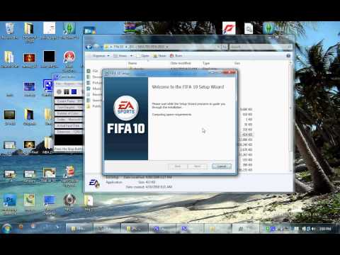 FIFA 10 FREE PC DOWNLOAD TUTORIAL TORRENT!!!