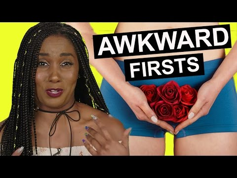 3 Awkward Firsts (Throwback)