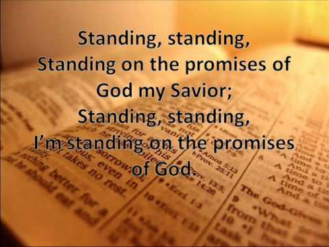 Standing on the Promises - YouTube