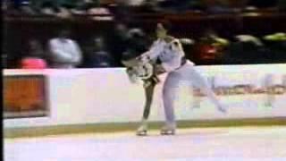 Ekaterina Gordeeva & Sergei Grinkov - 1986 Skate Canada - LP
