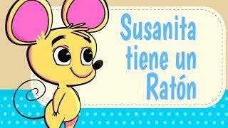 SUSANITA TIENE UN RATON, LA GALLINA TURULECA, canciones infantiles, thumbnail