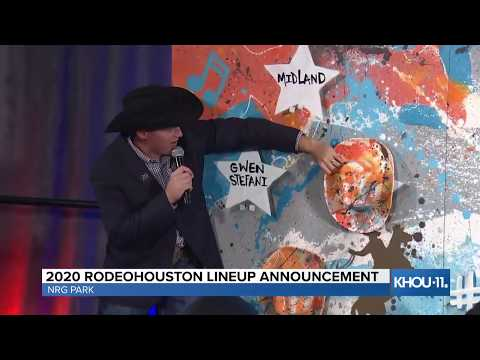 Who's Performing At Rodeo Houston: Houston Livestock Show And Rodeo Lineup Released