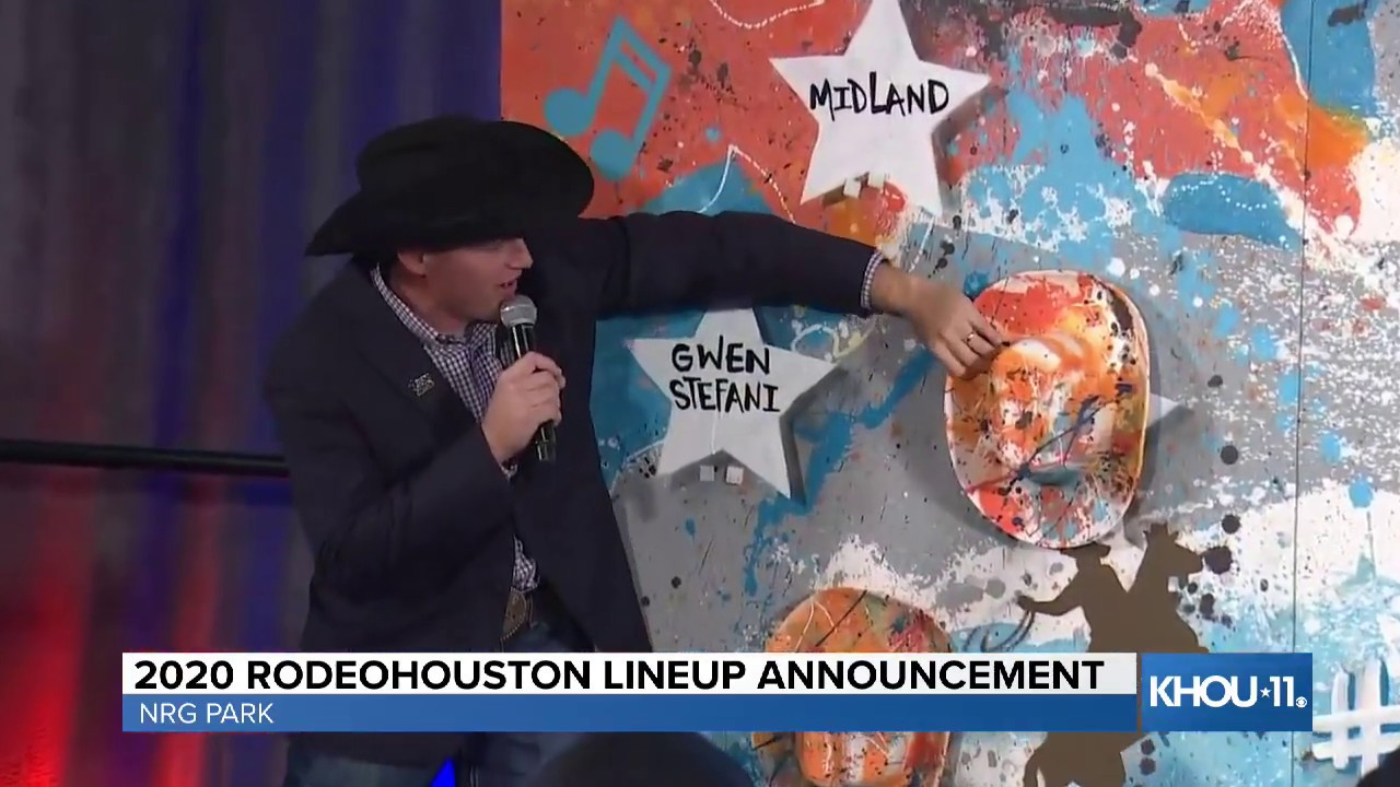 2020 Houston Rodeo lineup | Here it is!