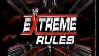 WWE Extreme Rules 2010 Official Promo