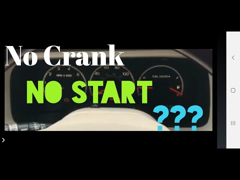 LINCOLN No Start…2005 Aviator Won't Crank..dead…DIY Troubleshooting…Fixed…