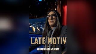 "LATE MOTIV - Monólogo de Andreu Buenafuente. ""La magia de mi melena"" | #LateMotiv481"