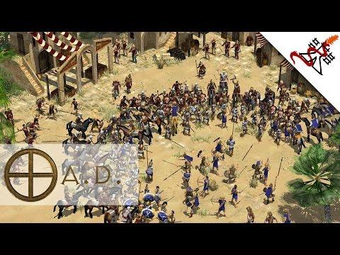 0 A.D. Empires Ascendant - REGICIDE | Alpha 21 Ulysses  [1080p/HD]