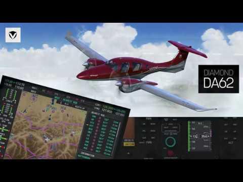 Vertx Diamond DA62 Part 2 – In Detail | FlightSim Planet