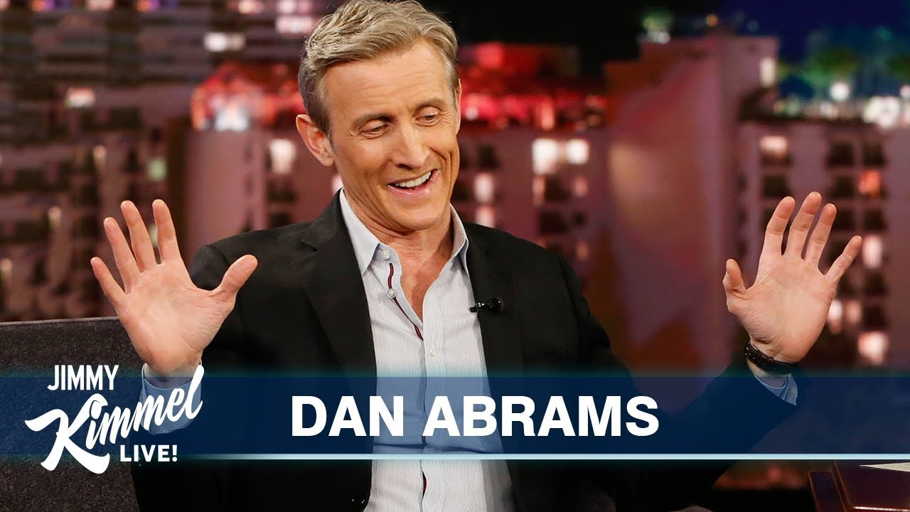 "Dan Abrams on Harvey Weinstein Case, Hit Show ""Live PD"" & New Book"