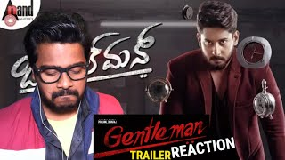 Gentleman Trailer Reaction | Kannada Film |  Prajwal Devraj,Guru Deshpande,Jadesh | G Cinemas #Oyepk