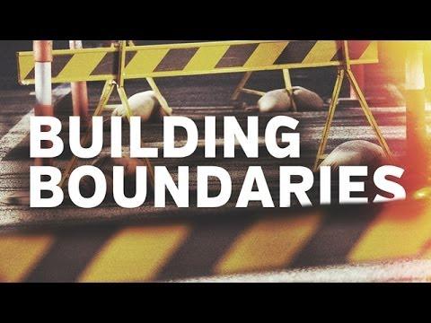 """Building Boundaries"" with Jentezen Franklin"