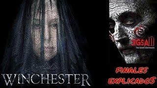 WINCHESTER +JIGSAW ~ Finales Explicados // Spierig Brothers Movies