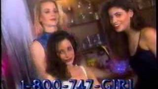 800 Number Erotic Commercial from USA Up All Night