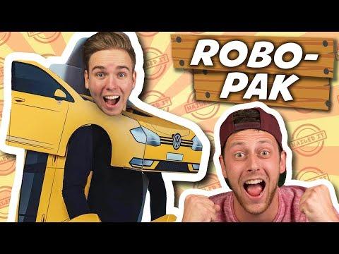 ROBOPAK MAKEN! - Nailed it #14 [EXTRA]