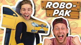 ROBOPAK MAKEN! - Nailed it #14 [EXTRA]
