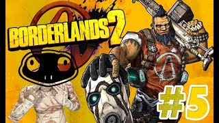 [Borderlands 2] YouYou Riddell Namax Kaoru Part 5 - Samedi tout est permis