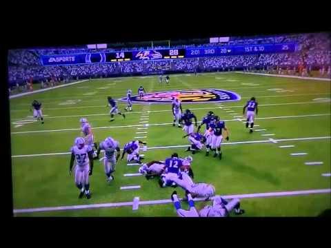 Madden 13 WK12 December 2 2001 Colts @ Ravens 3rd QT