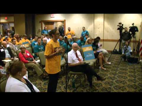 Capital Region Public Comment Event – Morning Session