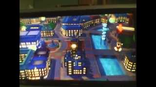 Mario and Sonic at the London Olympic Games-London Party!! pt2