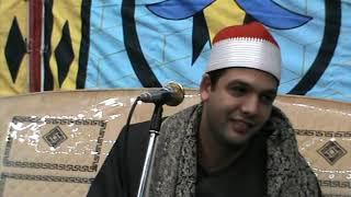 الشيخ حماد الشامى الختام عزاء الشهيد اشرف فتحى خلف اللة ديما تصوير اكرم درويش