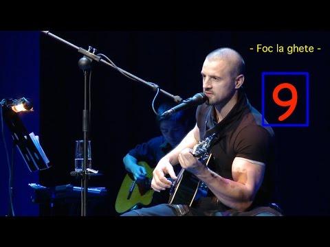Pavel Stratan - Foc la ghete - (Palatul National - concert live)