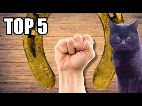 TOP 5 - Pověr se zajímavým původem from YouTube · Duration:  5 minutes 25 seconds