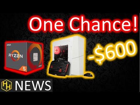 Black Friday 2018 Best Prebuilt Gaming PC Deals! | Steep Savings!