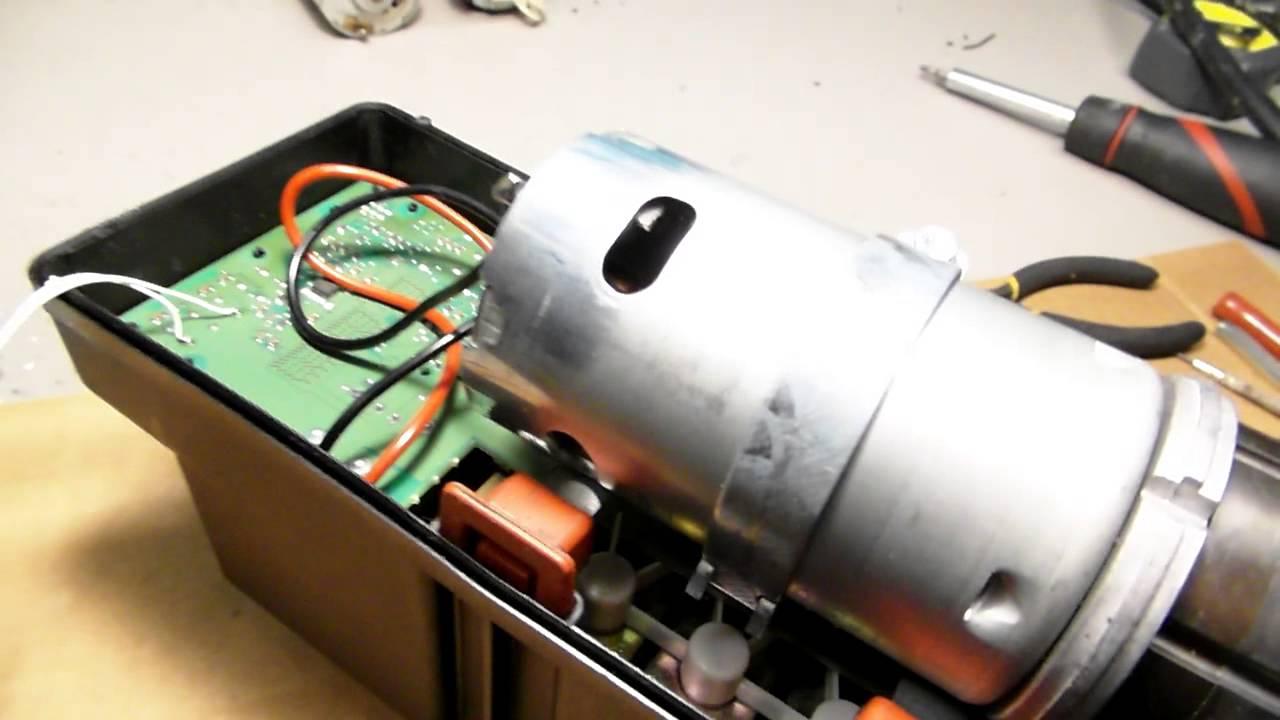 Mercedes Door Lock And Close Assist Pump Repair W220 S