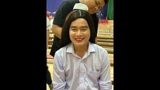 """Khương Dừa bị Lan Hương, Lương Huy """"dụ"""" giả gái trong phim """"Năm đó chúng ta 18"""""""