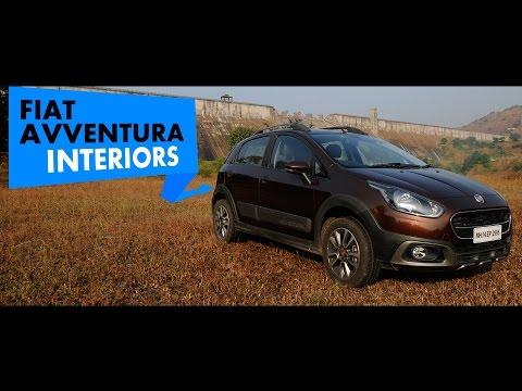 Fiat Avventura: Interiors: PowerDrift
