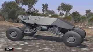 The future of military vehicles