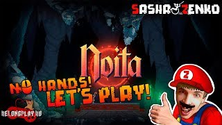 Noita Gameplay (Chin & Mouse Only)