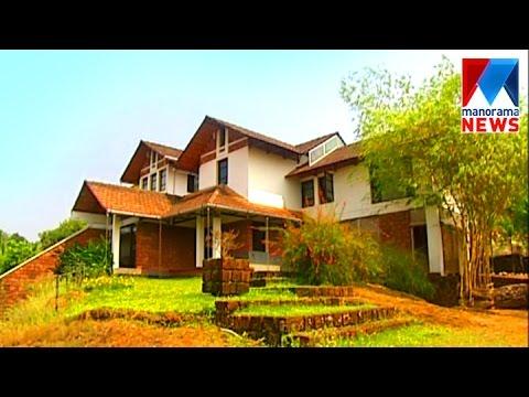 Kerala traditional modern mixing style veedu manorama for Manorama veedu photos