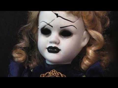 самые  страшные  куклы  в  мире!